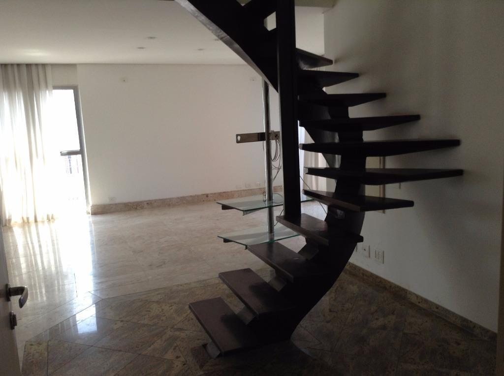 Cobertura à venda/aluguel, Vila Olímpia, São Paulo