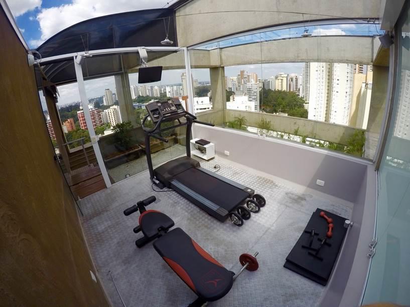 Cobertura à venda/aluguel, Panamby, São Paulo