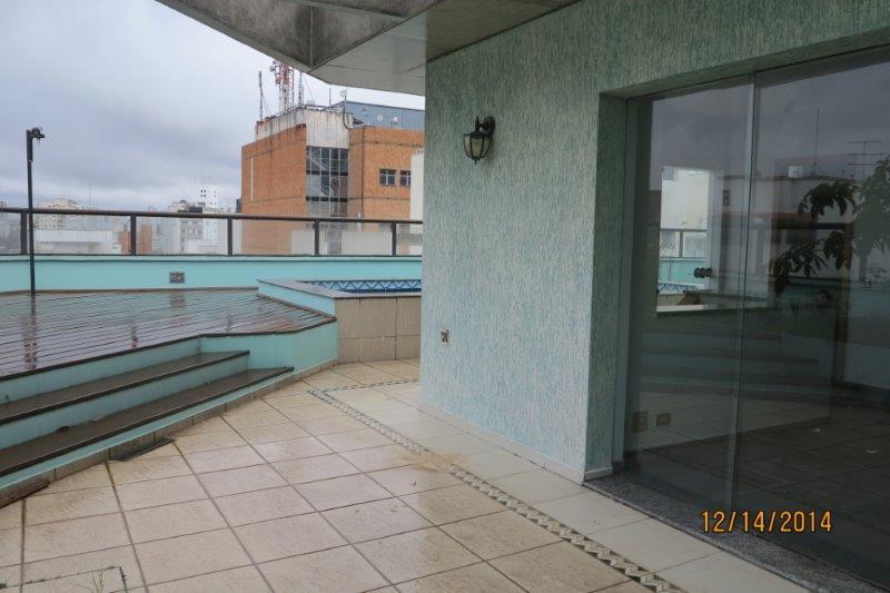 Cobertura à venda/aluguel, Campo Belo, São Paulo