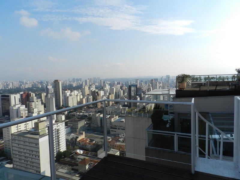 Cobertura residencial à venda, Pinheiros, São Paul