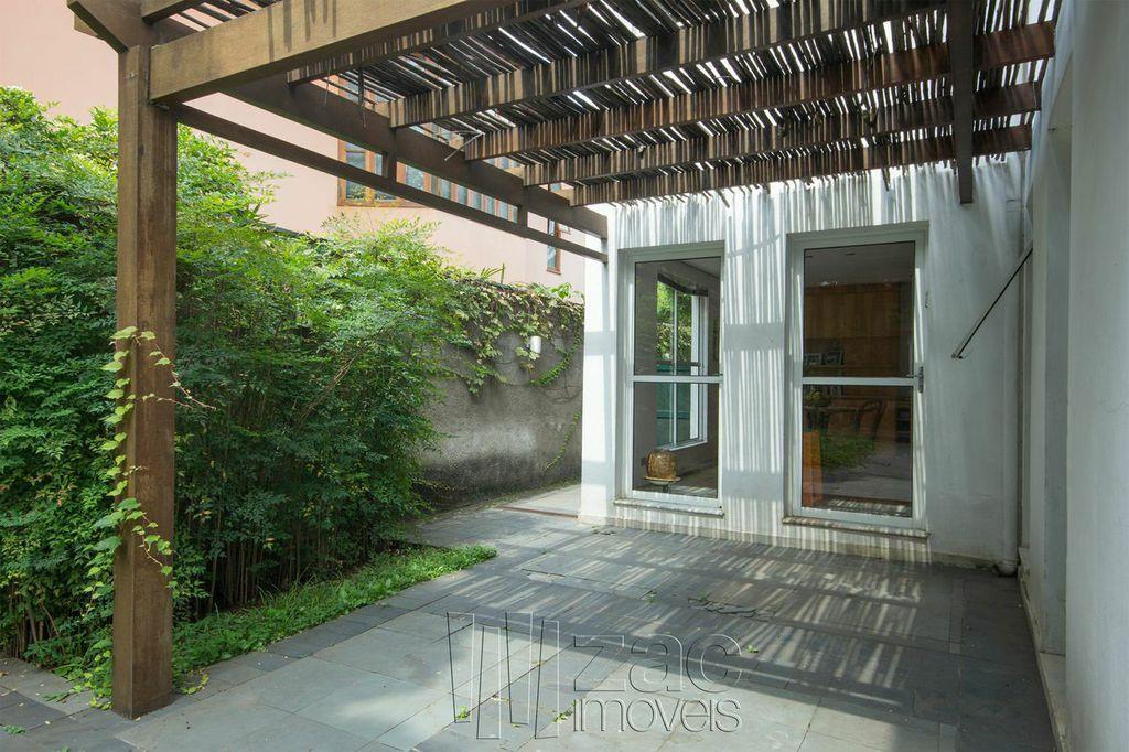 O modernismo no Jardim Europa