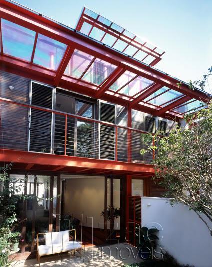 Casa contemporanea no Jardim Paulistano!