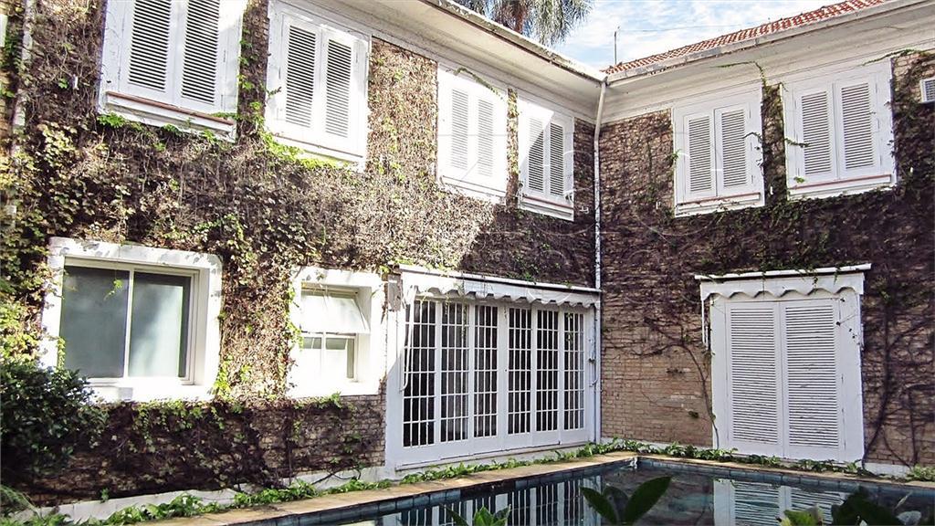 Casa residencial à venda, Jardim Europa, São Paulo.