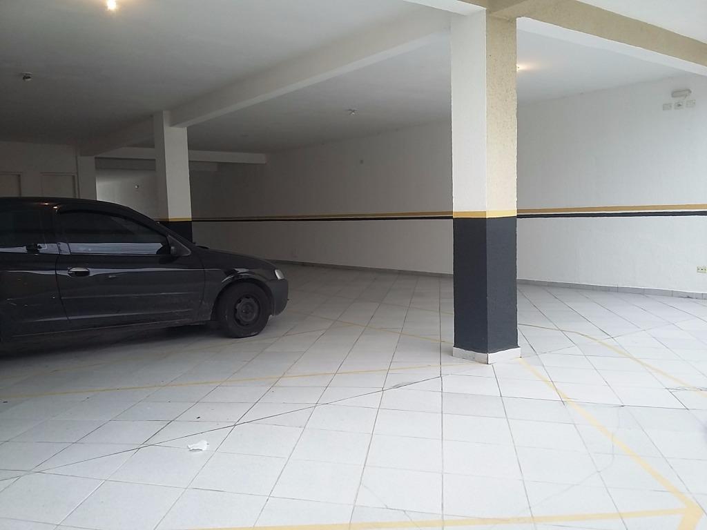 Apartamento residencial para locação, Vila Eldízia, Santo An