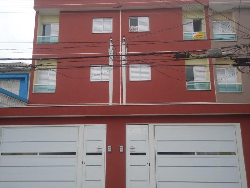 Cobertura residencial à venda, Vila Linda, Santo André - CO0