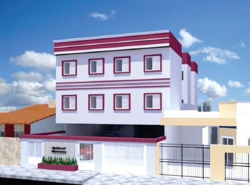 Apartamento  residencial à venda, Jardim Santo André, Santo