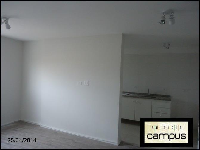 Apartamento residencial à venda, Bangu, Santo André.