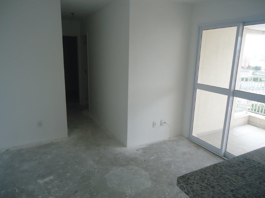 Apartamento com 55m² à venda, Silveira, Santo André.