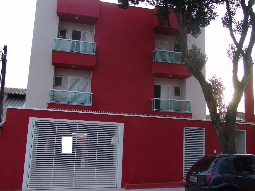 Apartamento  residencial à venda, Parque João Ramalho, Santo