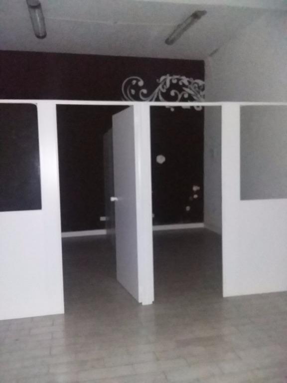 Salão  comercial para locação, Vila Curuçá, Santo André.