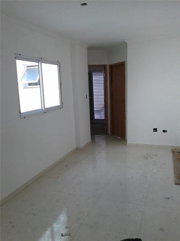 Apartamento sem condomínioà venda, Vila Junqueira, Santo And