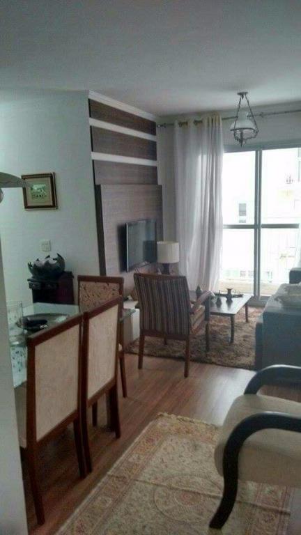 Apartamento à venda, Vila Homero Thon/Parque Marajoara, Sant