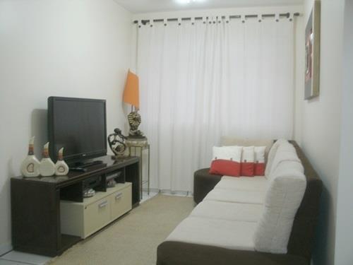 Apartamento  residencial à venda, Vila Lutécia, Santo André.