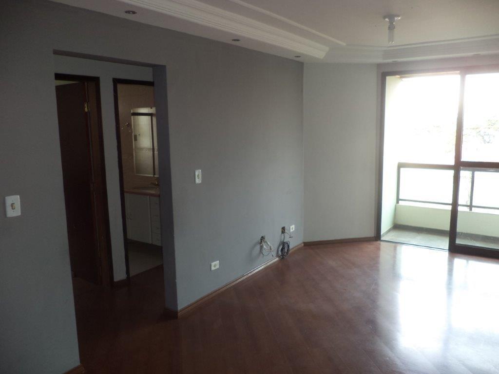Apartamento 81m² à venda, Vila Assunção, Santo André.