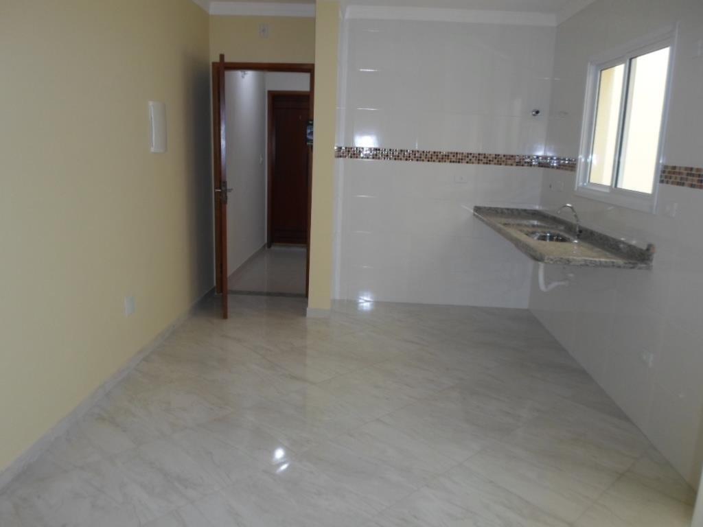 Cobertura sem condomínio (43,79m² + 43,79m²) à venda, Vila H