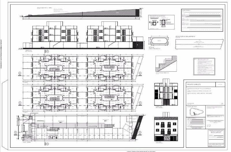 Cobertura residencial à venda, Campestre, Santo André - CO00