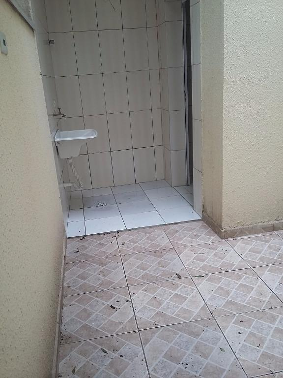 Cobertura residencial para locação, Parque das Nações, Santo
