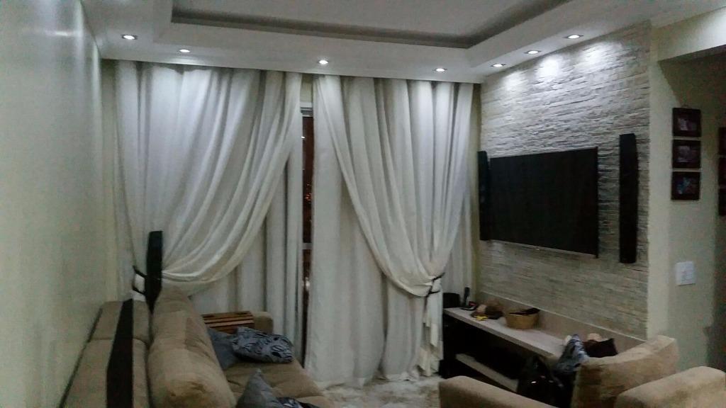 Apartamento à venda, Vila América, Santo André.