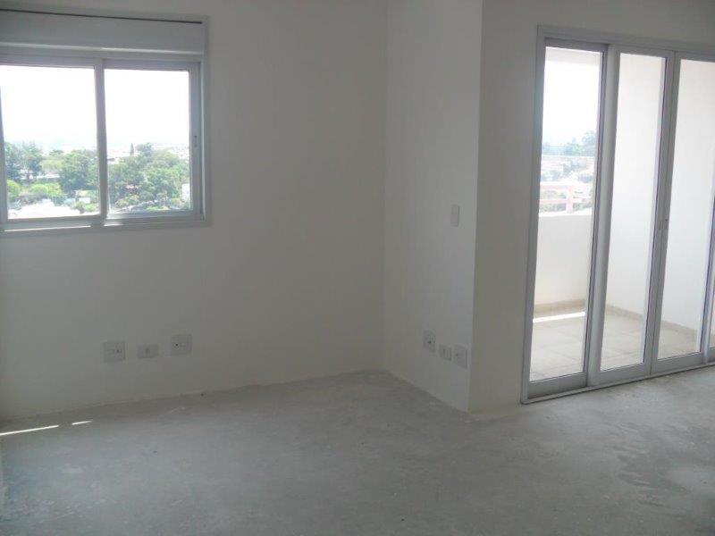 Apartamento residencial à venda, Vila Bastos, Santo André.
