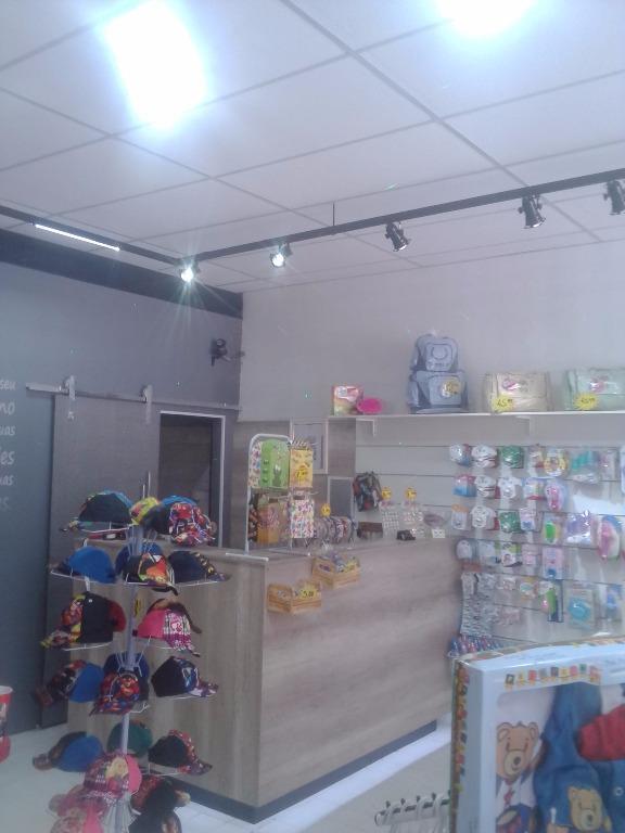 Loja à Venda - Jardim Cocaia