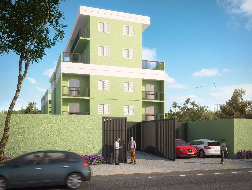Apartamento à Venda - Vila Paraíso