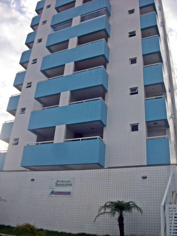 Apto 1 Dorm, Vera Cruz, Mongaguá (AP0214)