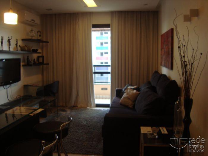 Flat de 1 dormitório em Asa Sul, Brasília - DF