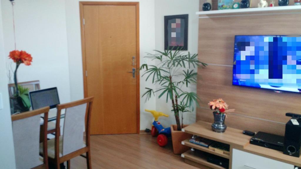 Apartamento de 2 dormitórios em Samambaia Norte, Samambaia - DF