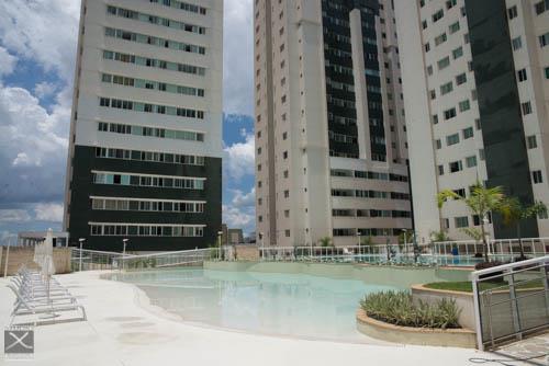 Apartamento de 2 dormitórios em Norte, Águas Claras - DF