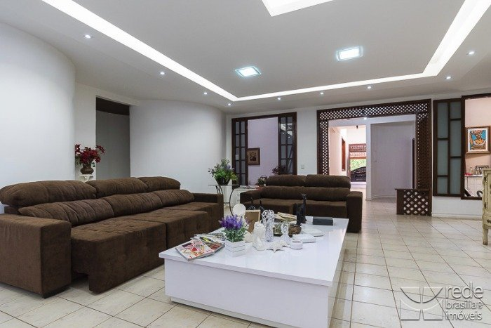 Casa de 5 dormitórios em Park Way, Brasília - DF