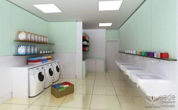 Apartamento de 2 dormitórios à venda em Norte, Águas Claras - DF