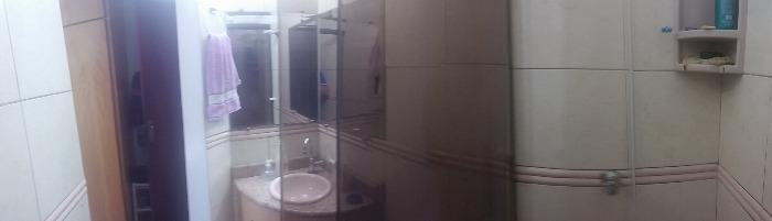Apartamento de 3 dormitórios em Taguatinga Centro, Taguatinga - DF