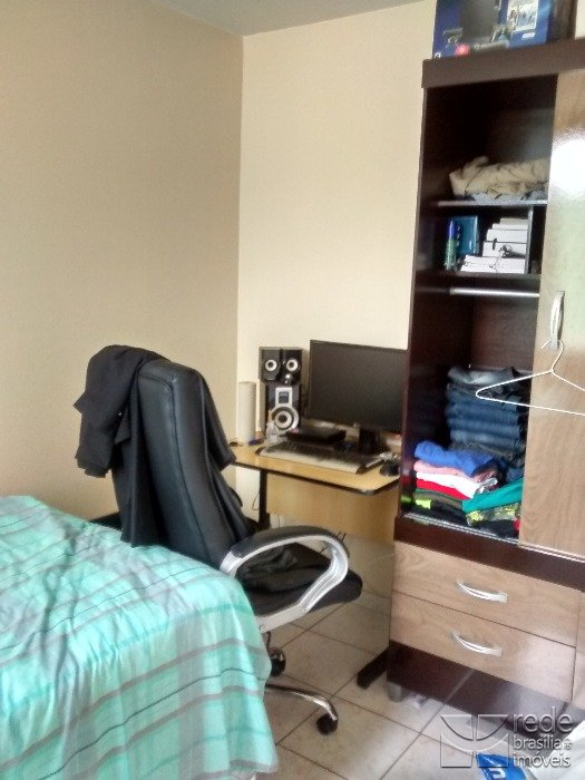 Apartamento de 2 dormitórios em Guará I, Guará - DF