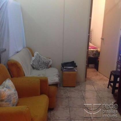 Apartamento de 1 dormitório em Samambaia Sul, Samambaia - DF