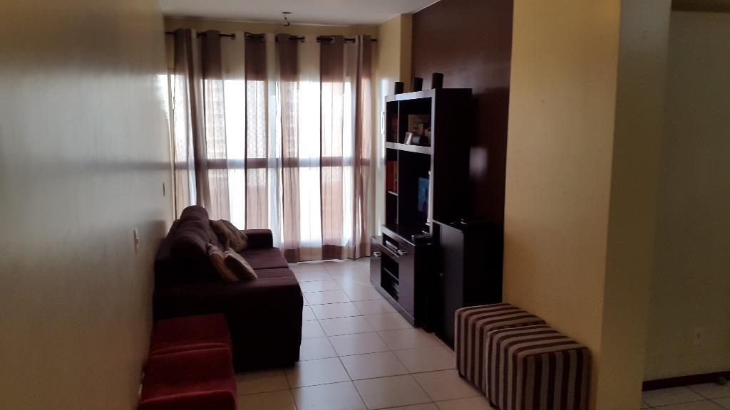 Apartamento de 3 dormitórios em Sul, Águas Claras - DF
