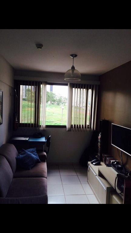 Apartamento de 1 dormitório em Norte, Águas Claras - DF