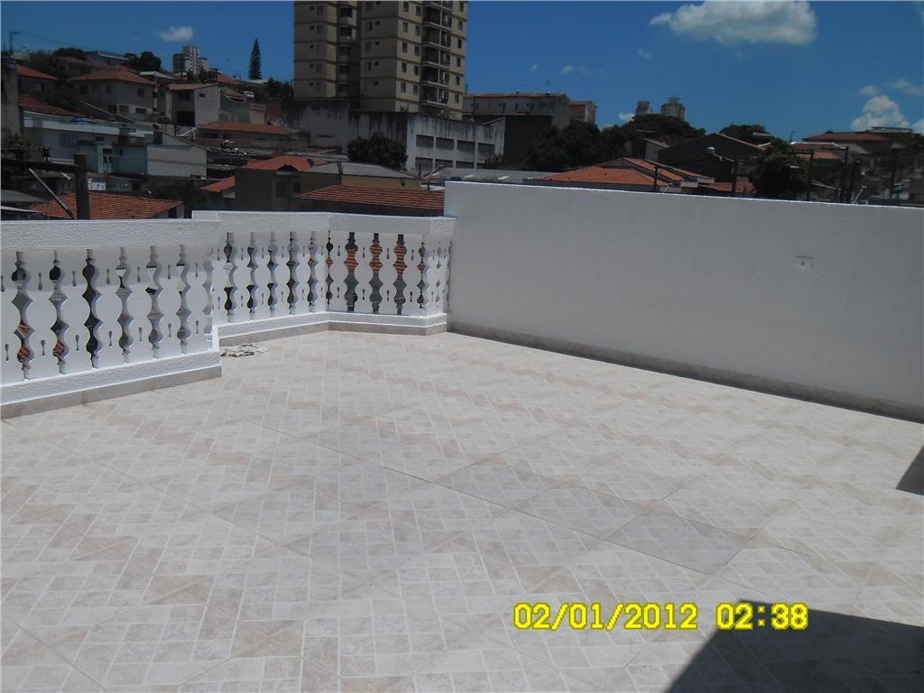 Casa Sobrado à venda, Vila Esperança, São Paulo