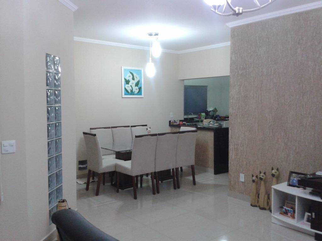 Casa residencial à venda, Jardim Dall'Orto, Sumaré.