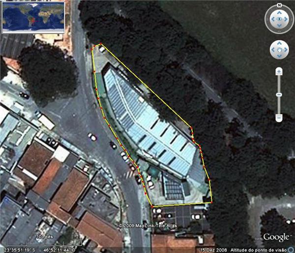 Barracão para Venda/Locação - Parque Alexandre
