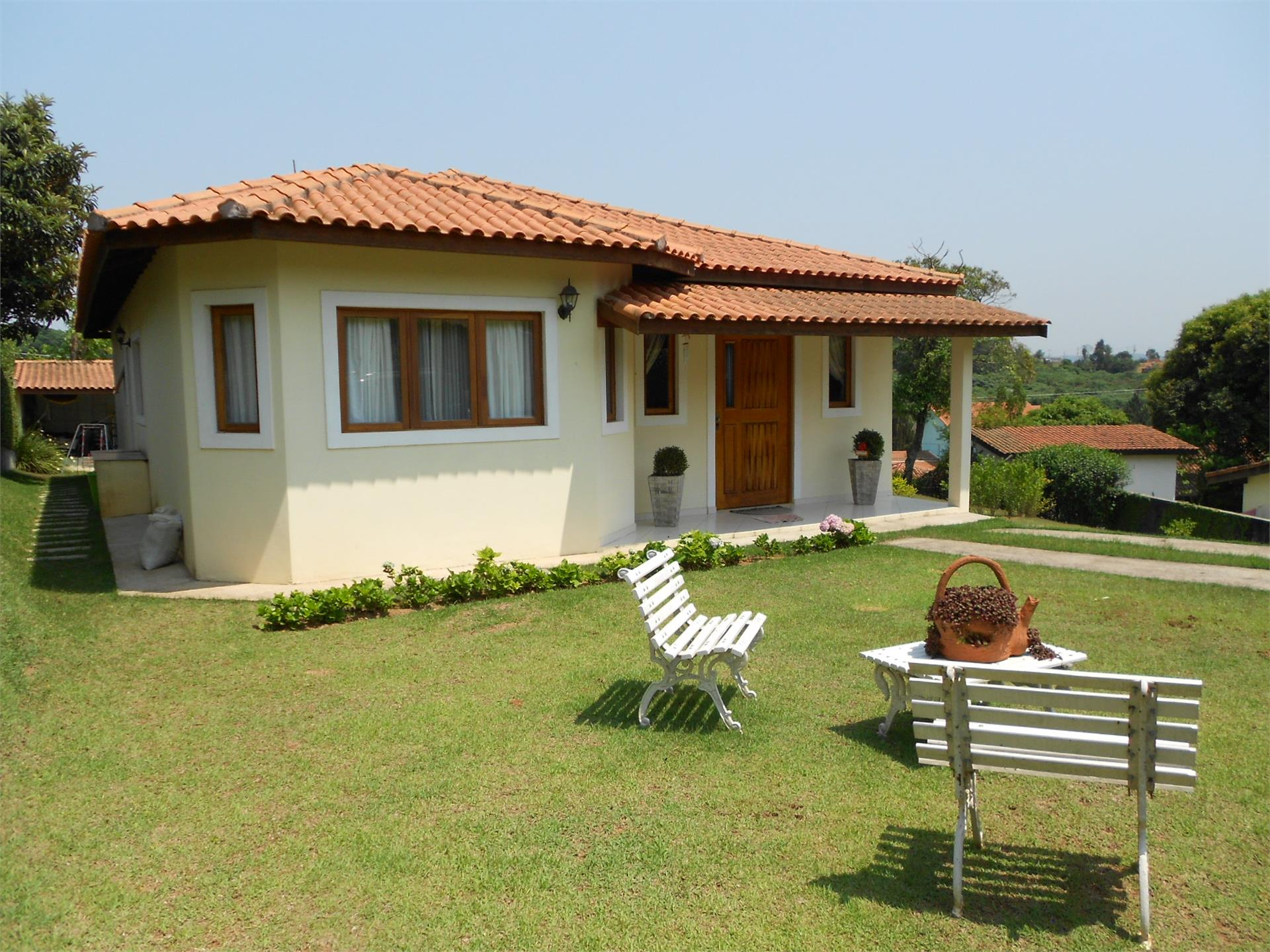 Imagens de #624423 Casa térrea à venda ou locação amplo terreno todo Condomínio  1920x1440 px 2922 Box Banheiro Granja Viana