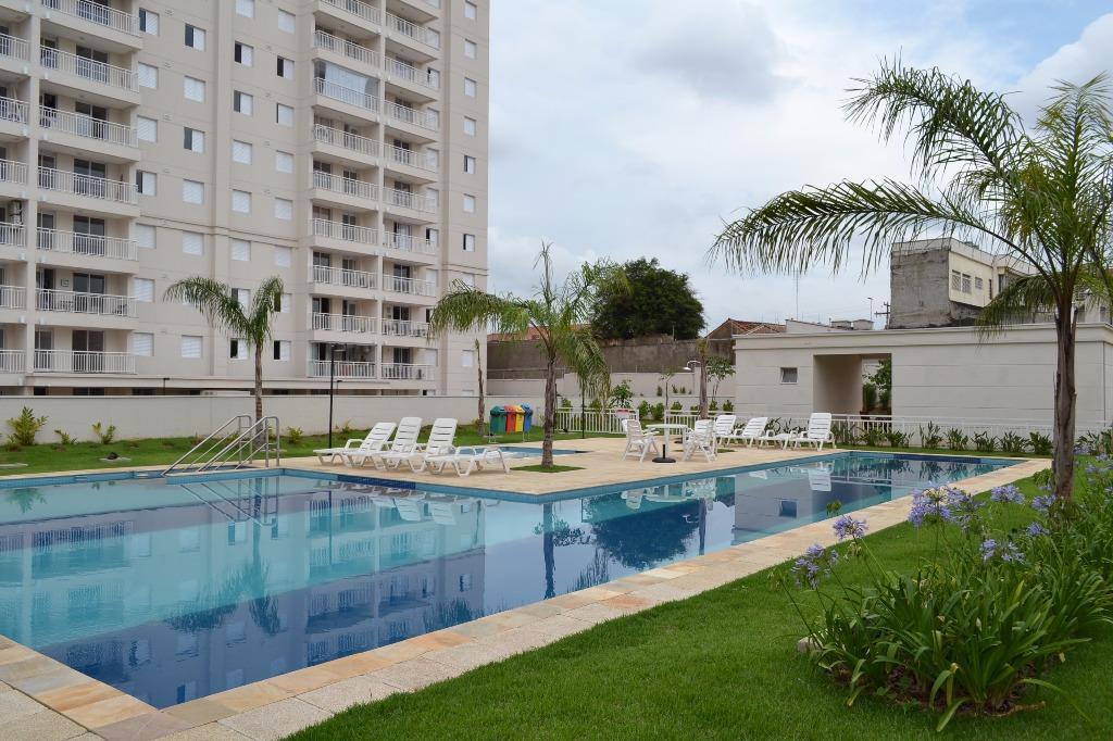 Apartamento residencial à venda, Bosque, Campinas. de Lucas Villas Bôas.'