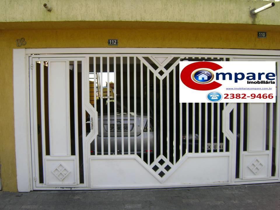 Casa 3 Dorm, Jardim Santa Cecília, Guarulhos (SO1060)