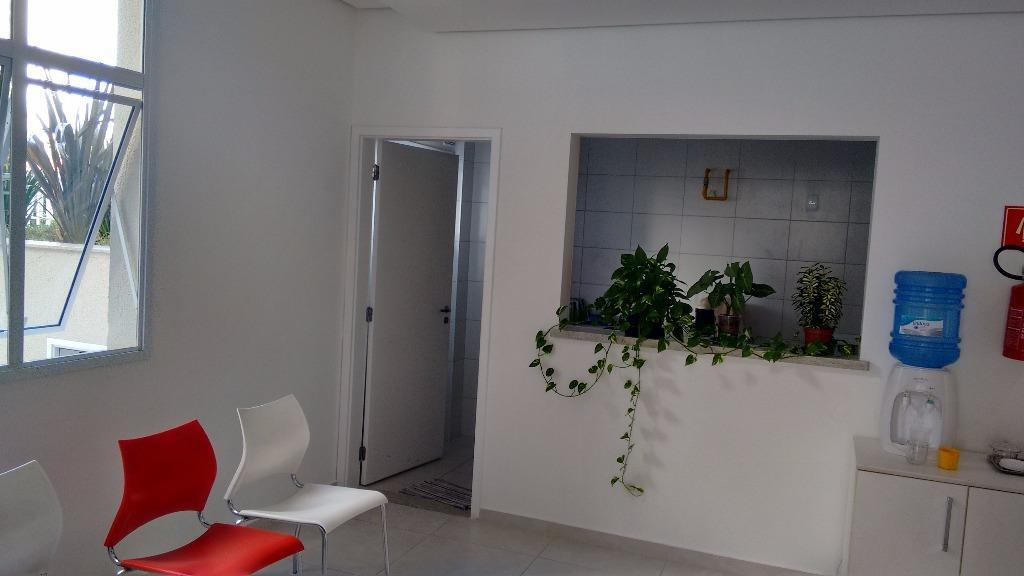 Apto 2 Dorm, Vila Augusta, Guarulhos (AP3427) - Foto 14