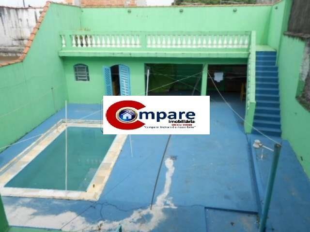 Casa 4 Dorm, Gopoúva, Guarulhos (SO1281) - Foto 6