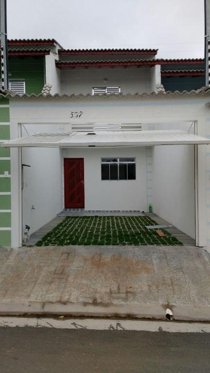 Casa 2 Dorm, Jardim Paineira, Itaquaquecetuba (SO1153) - Foto 10