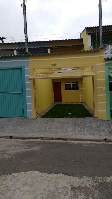 Casa 2 Dorm, Jardim Paineira, Itaquaquecetuba (SO1153) - Foto 9