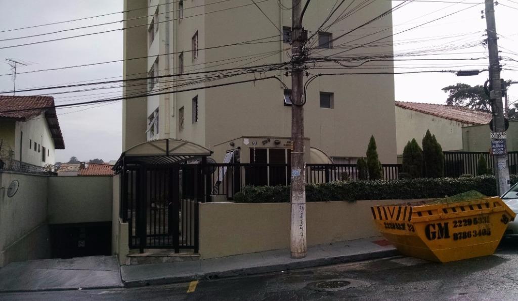Apto 2 Dorm, Vila Rosália, Guarulhos (AP3410)