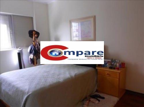 Apto 3 Dorm, Vila Augusta, Guarulhos (AP3573) - Foto 2