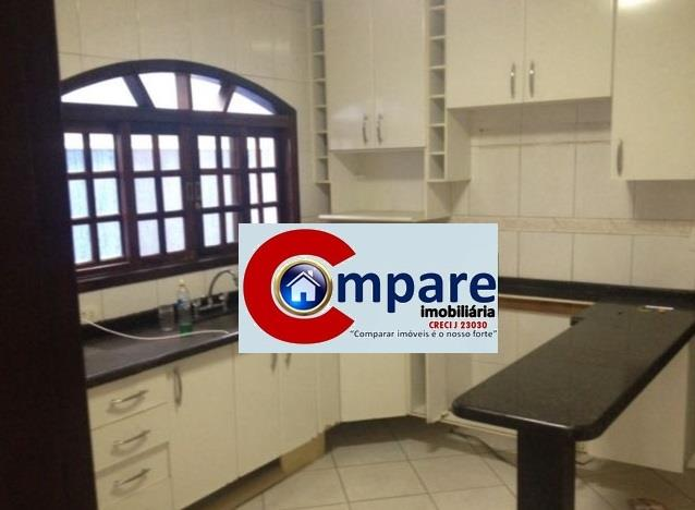 Casa 3 Dorm, Parque Renato Maia, Guarulhos (SO1265) - Foto 3