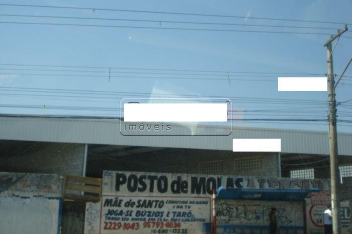 Galpão, Vila Flórida, Guarulhos (GA0054)